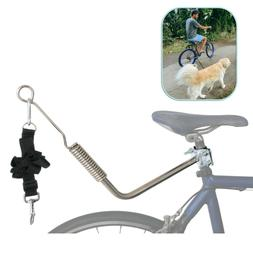 Lumintrail Dog Bike Leash Attachment for Hands Free Dog Walk