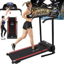 Dynamoelectric Mini Treadmill Running Walking Jogging Exerci