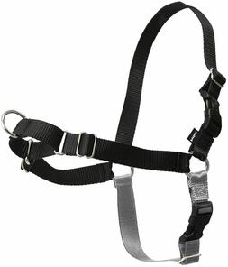 easy walk training dog harness prevents pulling