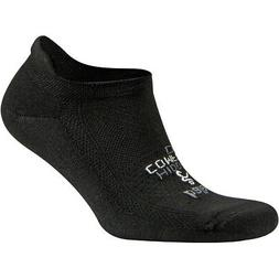 hidden comfort sole cushioning running socks black