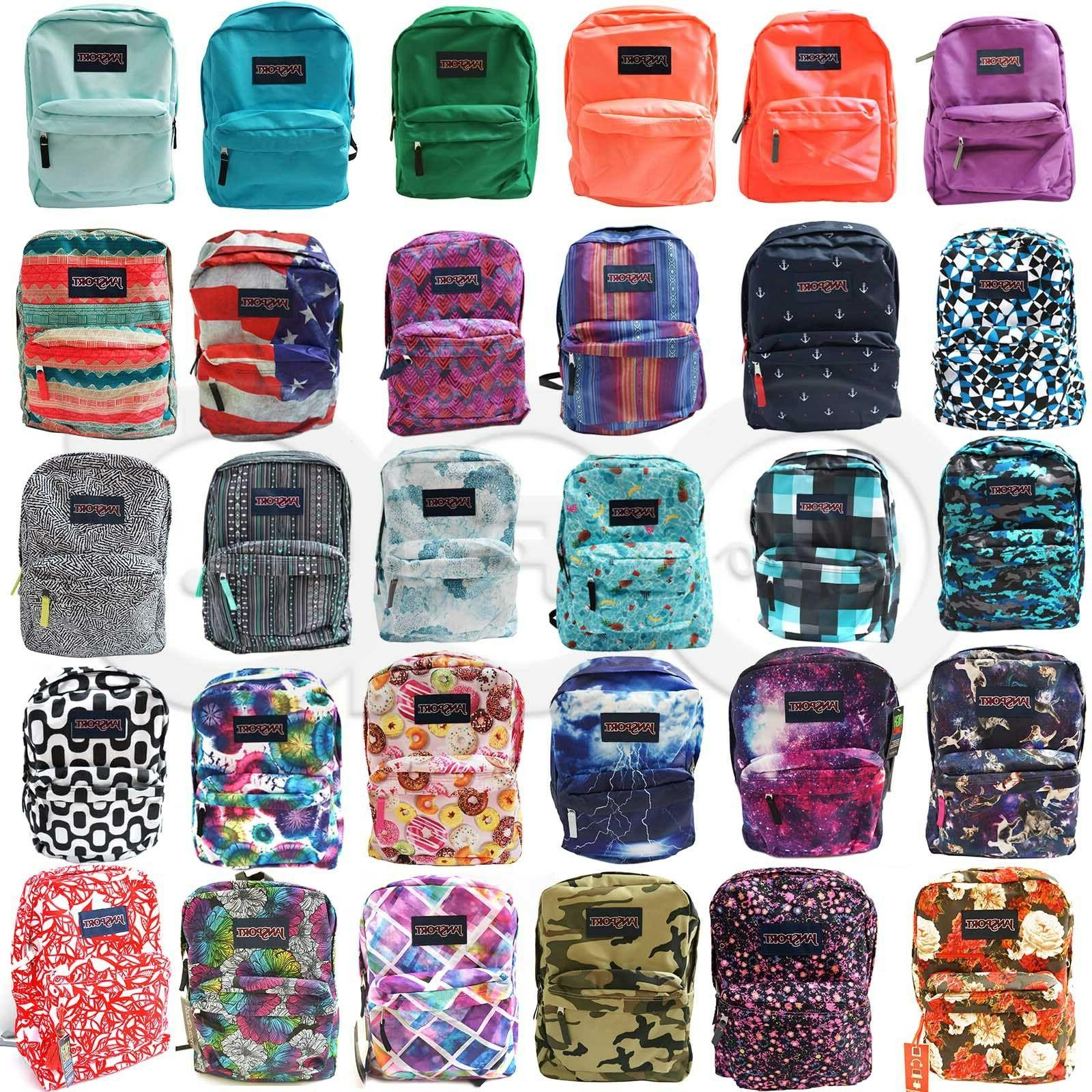 Authentic JanSport Stakes Student Backpack