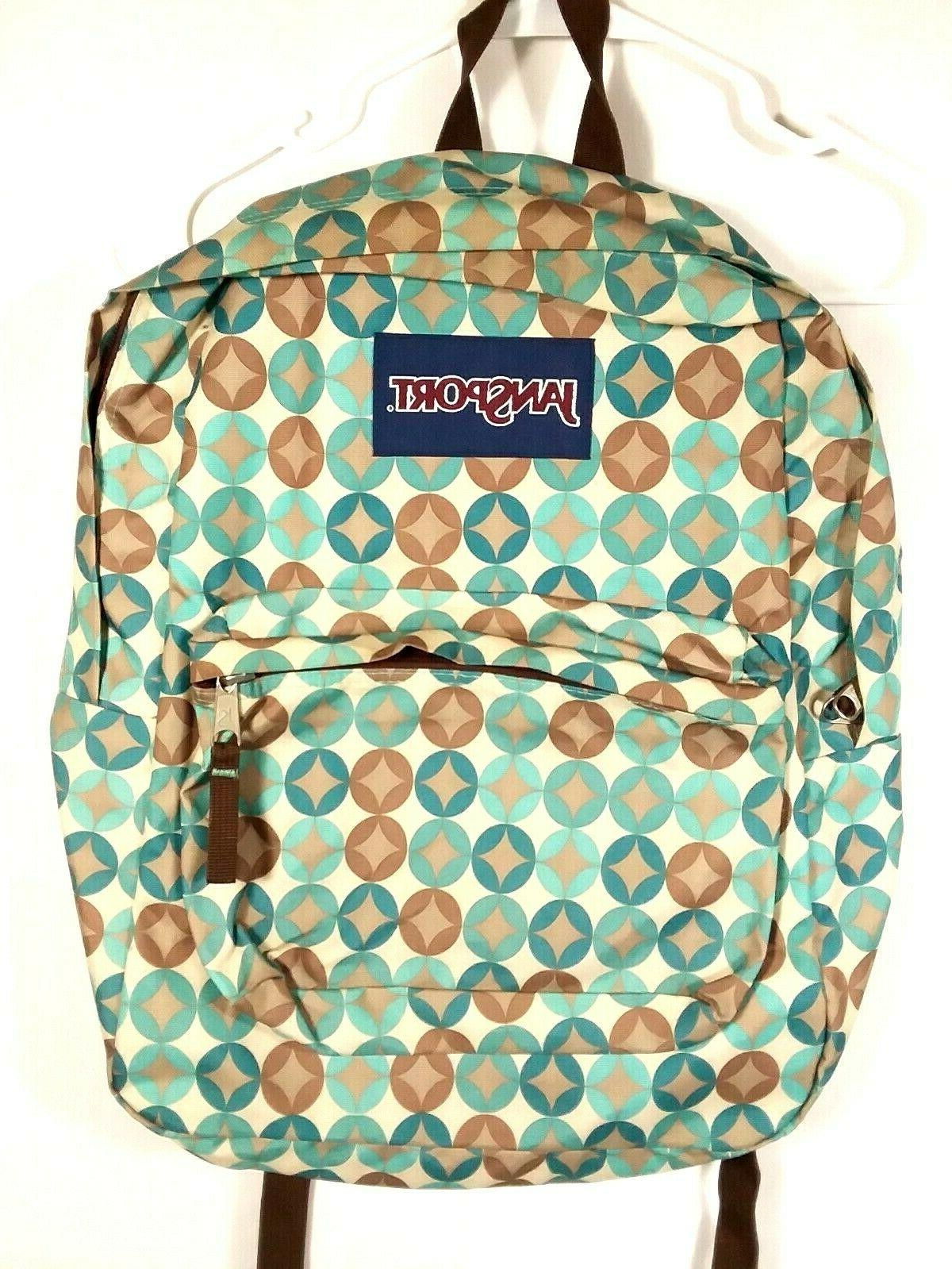backpack star diamonds vacation camping travel hike