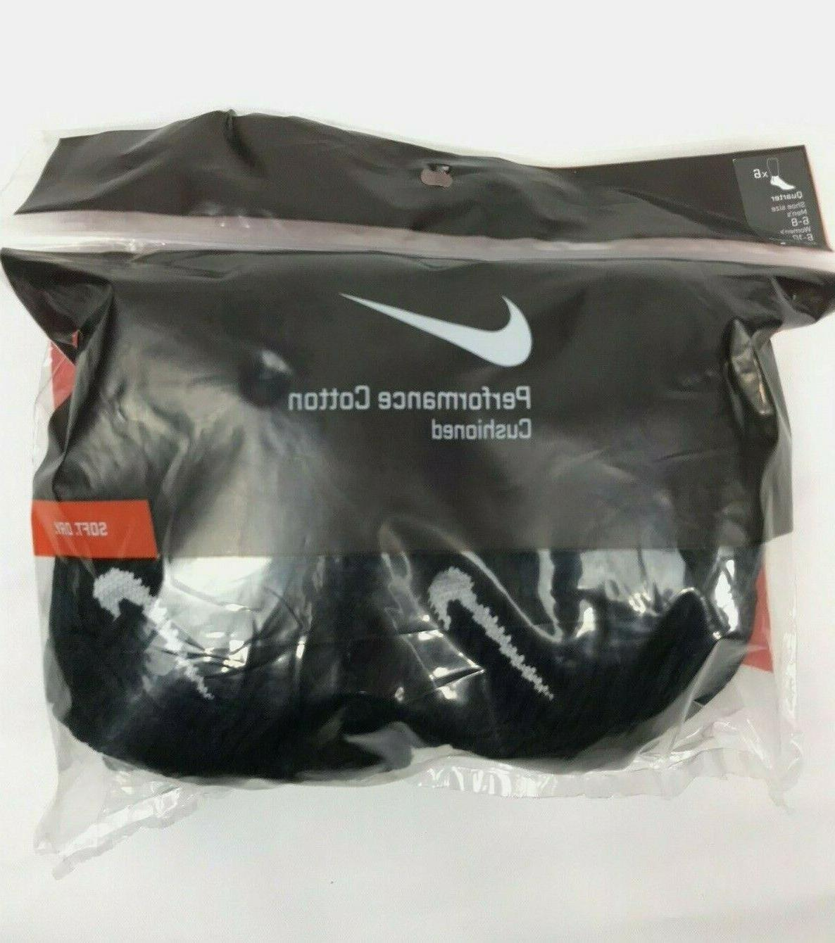 cushioned quarter socks