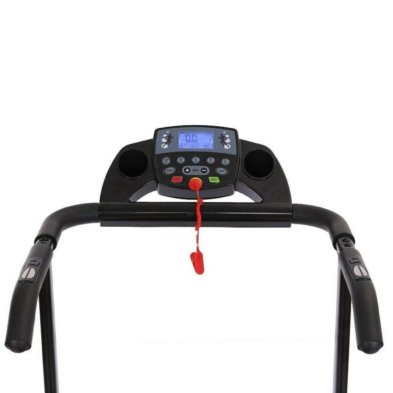 Dynamoelectric Treadmill Walking Exercise Fitness