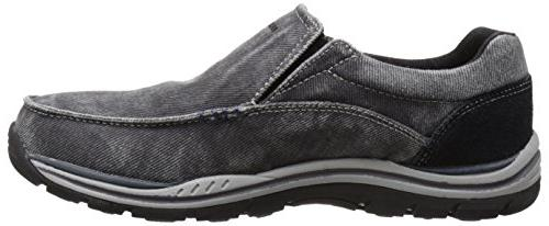 Skechers Relaxed-Fit Loafer,Black,10 US