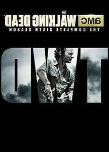 The Walking Dead Season 6 New DVD Box Set & This Oder Comes