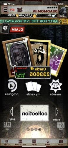 Topps Walking Dead Card Trader Acct. Most Everything $2! See