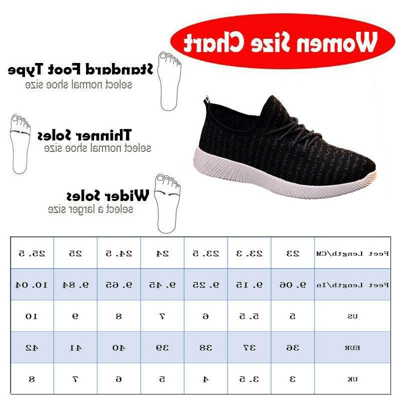 Athletic Breathable Tennis Shoes
