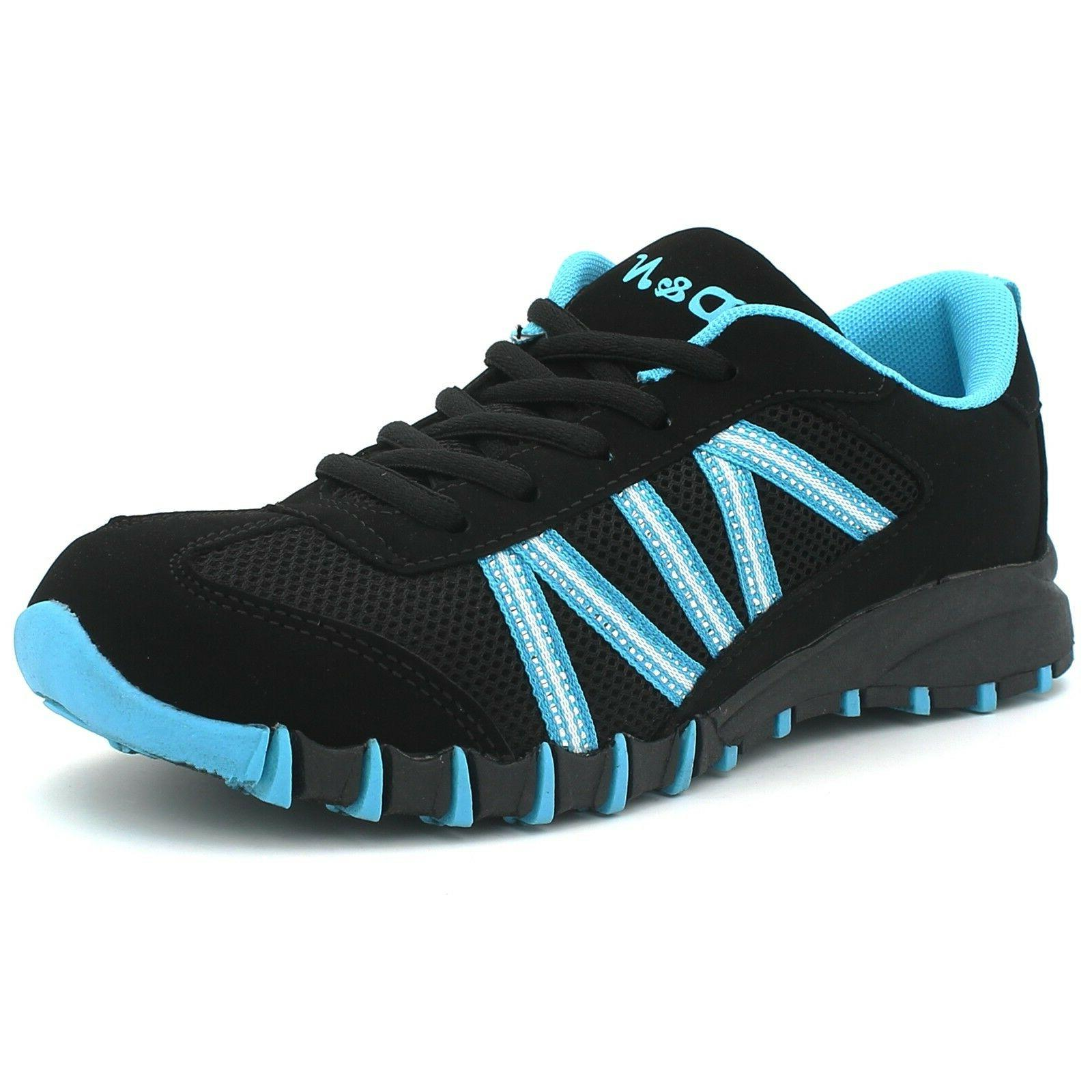 Women's Sneaker Athletic Tennis Shoes Walking Running Lace-Up