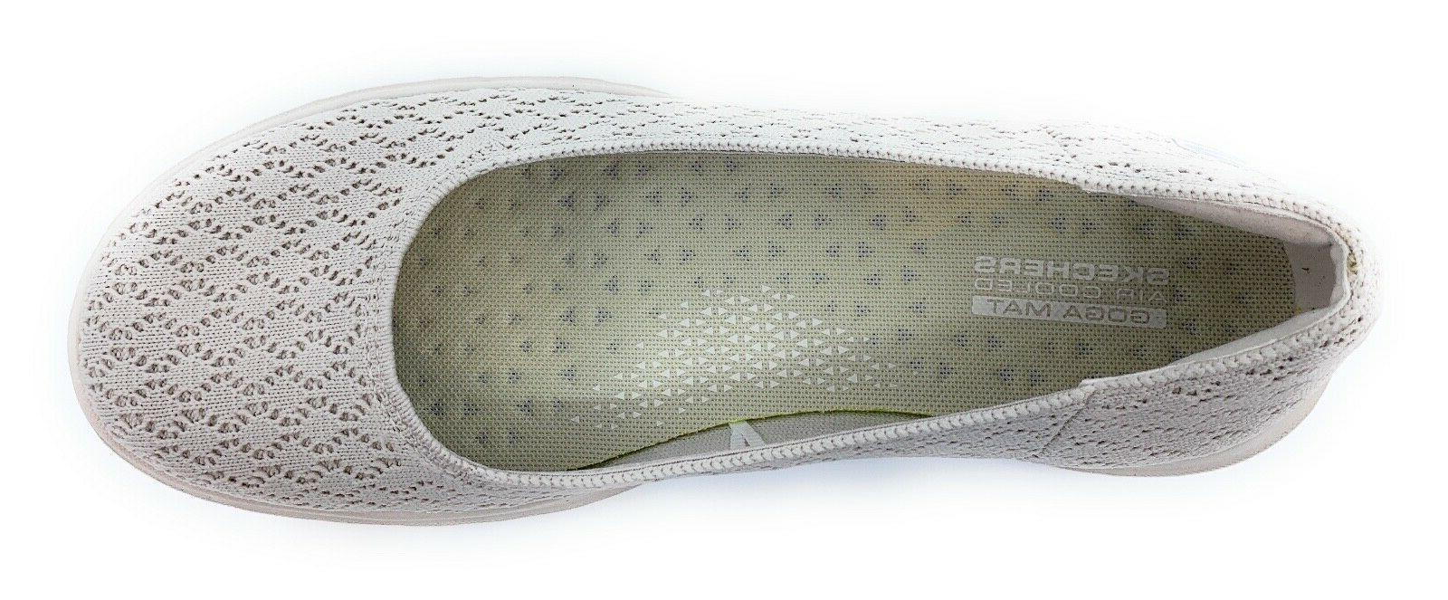 Skechers Go Lite Lovable 15386/NAT On Casual Shoes