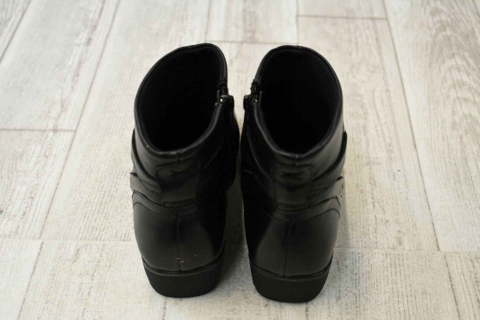 Walking Ankle Boot Nappa