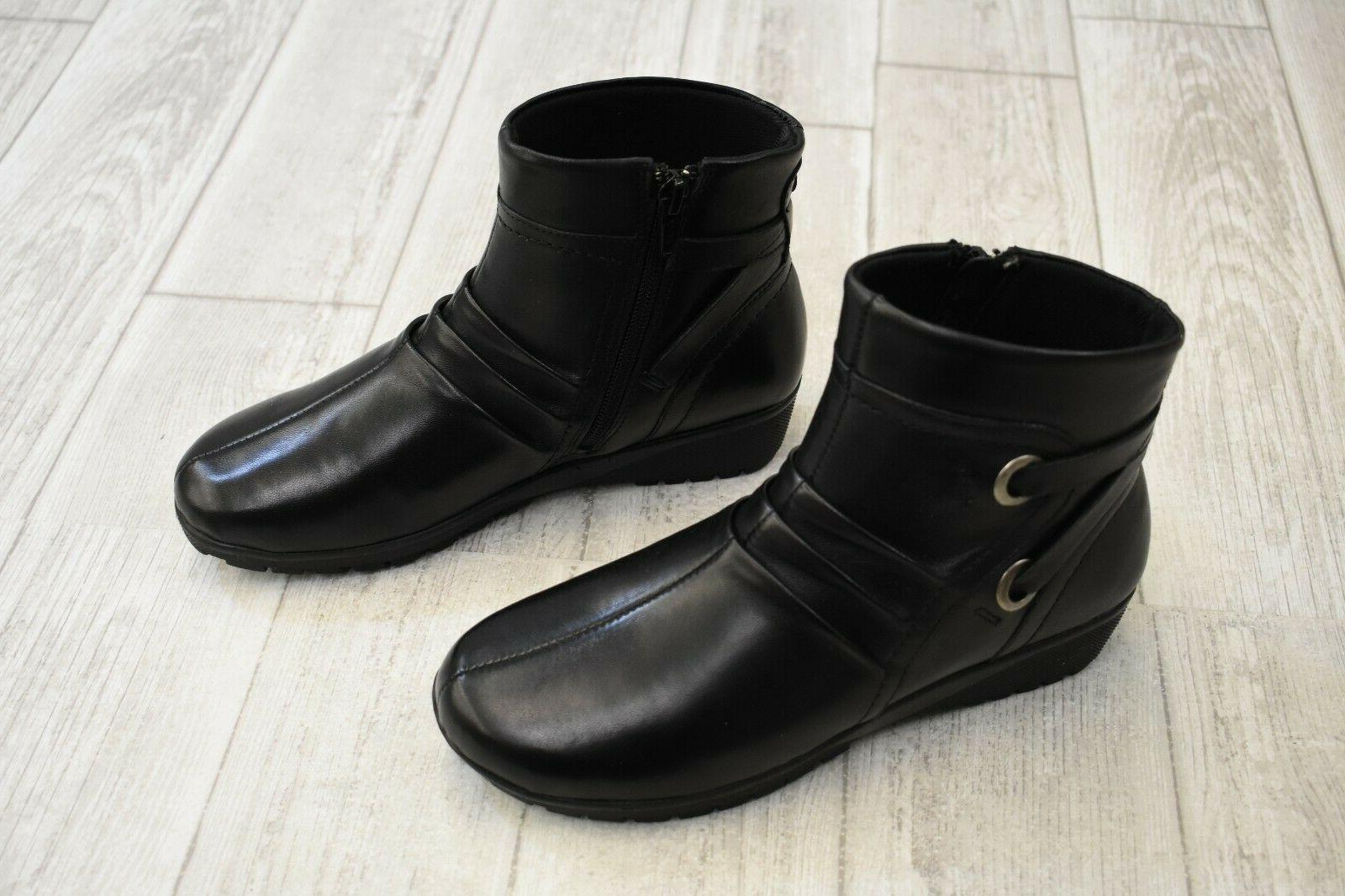 Walking Ankle Boot Nappa Size