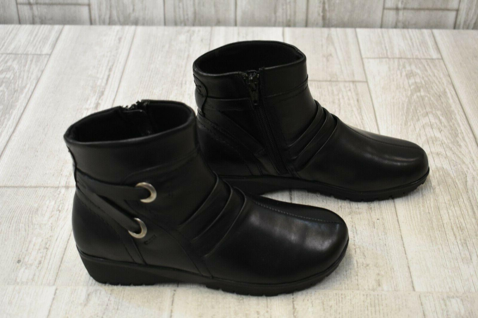Walking Cradles Ankle Boot - Nappa Your Size