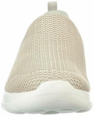 Skechers Go Walk Low Slip On Taupe, 7.0