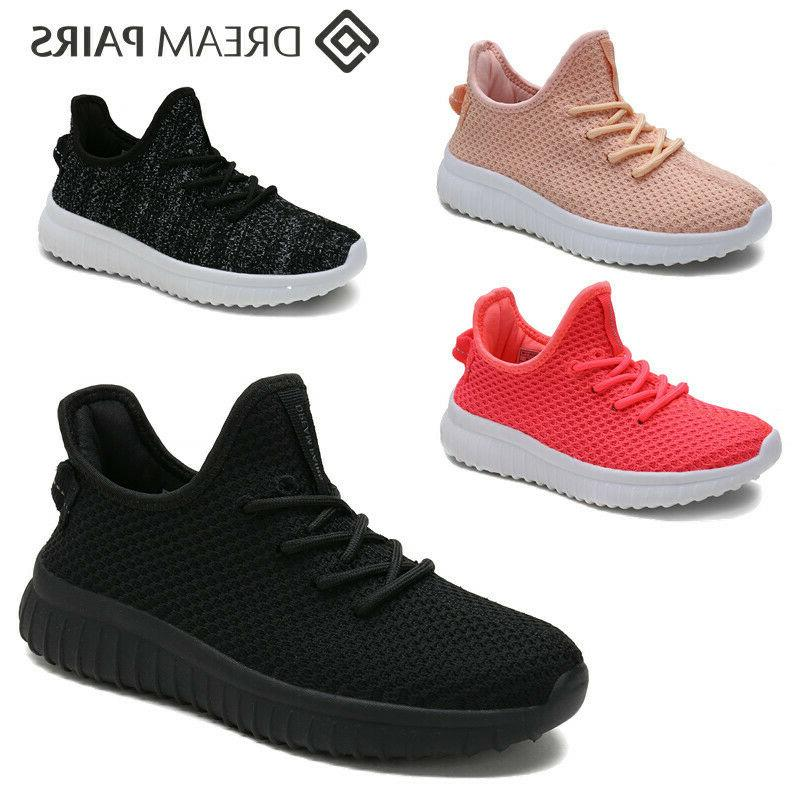 womens breathable mesh sports casual shoes running
