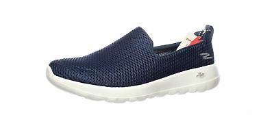womens go walk joy navy white walking