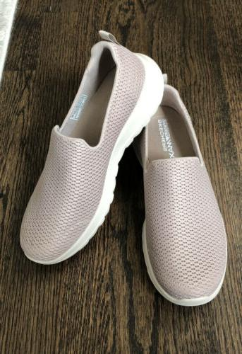 Skechers Go Taupe Walking Shoes