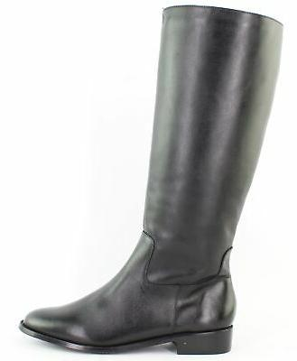 womens meadow black fashion boots size 8