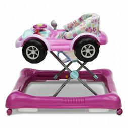 Delta Children Lil' Drive Baby Activity Walker - Pink