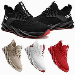 Men's Athletic Sneakers Fashion Casual Running Jogging Tenni