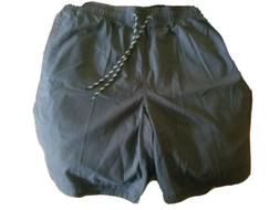 men s drawstring walk short navy large