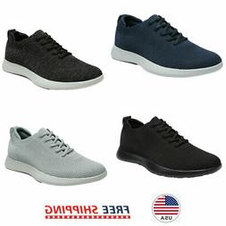 Men's Fashion Sneakers  Comfort Lace Up Walking Shoes Casual