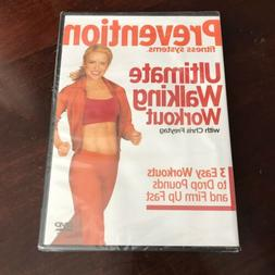 Prevention Fitness Ultimate Walking Workout DVD With Chris F