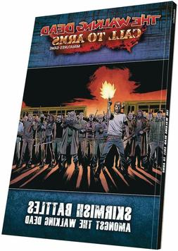 The Walking Dead: Call to Arms Rule Book - Softcover Mantic