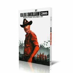 The Walking Dead: COMPLETE Season 9  IN STOCK AND SHIPPING N