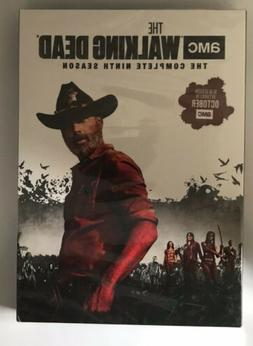 The Walking Dead: The Complete Ninth 9 Season  Free Shipping