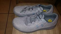 UNDER ARMOUR UA MEN GRAY RUNNING WALKING SNEAKER SHOES SZ 15