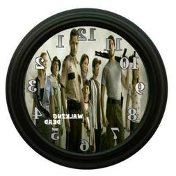 Walking Dead Clock Zombies Tv Shows Horror Shows Horror Movi