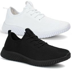 Women knit Sneakers Tennis Shoes Casual Comfort Athletic Run