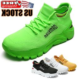 Women's Fashion Athletic Running Shoes Breathable Walking Te