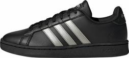adidas Women's Grand Court Shoes Black Size 6-9.5