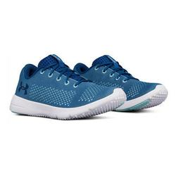 Under Armour Womens Rapid Running Shoes Trainers Sneakers Bl