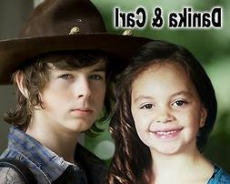 Your picture on a T shirt/Item with Carl Grimes / Chandler R